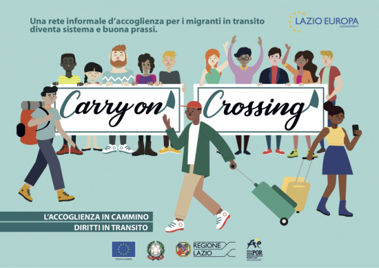 Crossing e Carry on - image
