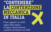 """""""Contenere"""" la contenzione meccanica in Italia - image"""