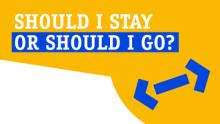 Should I Stay or Should I go? - image